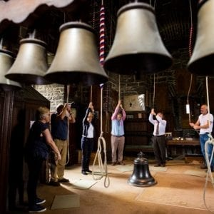 Bellringing Tours (FULLY BOOKED) Event Thumbnail Image
