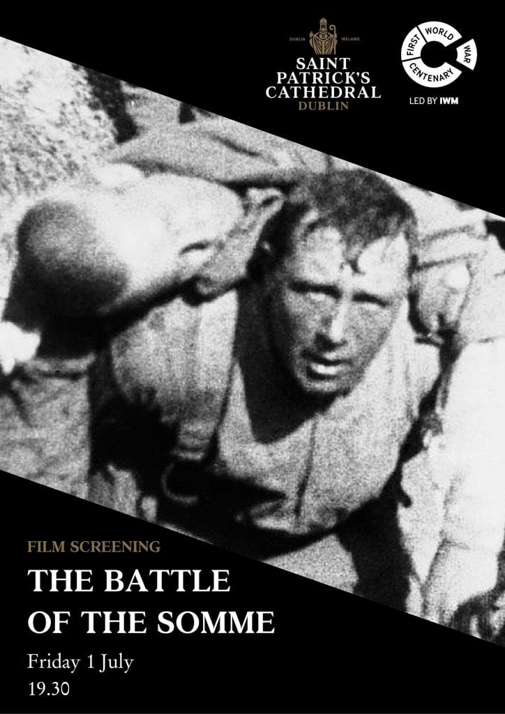 battle of the somme film essay A summary of the battle of the somme 1916 as an index page for more detail about the battle.