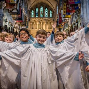 The Cathedral Choristers: Going For Launch Event Thumbnail Image