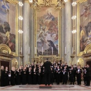 Lunchtime Recital: University of Notre Dame Chorale Event Thumbnail Image