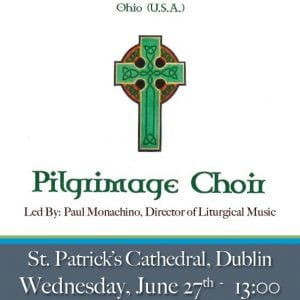 Lunchtime Recital: The Diocese of Toledo Pilgrimage Choir Event Thumbnail Image