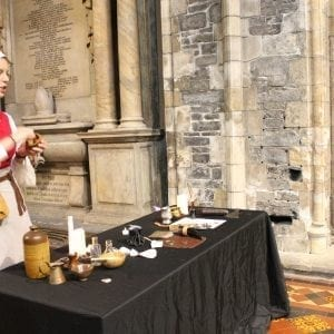 Family Workshop; Exploring Medieval Life Event Thumbnail Image